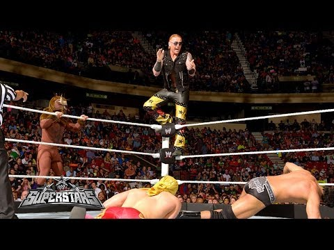Los Matadores vs. Jinder Mahal & Drew McIntyre: WWE Superstars, April 17, 2014
