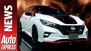 Could this Nissan Leaf Nismo Concept rival the Ford Focus RS?. Auto Express.