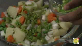 Russian Salad ..