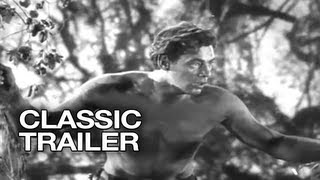 Tarzan The Ape Man Official Trailer #1 C. Aubrey Smith