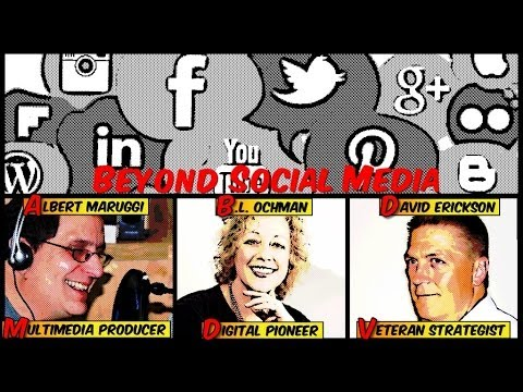 Agency Plagiarism, CIA Comics & Bullying Do-Gooders on Beyond Social Media Show