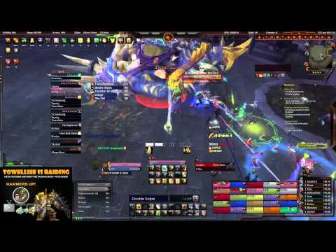 ★ WoW - Heroic Horridon 25 Man, ft. The People's Paladin Towelliee