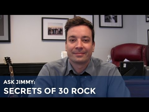 Ask Jimmy: Secrets of 30 Rock