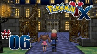 Let's Play Pokemon: X Part 6 Parfum Palace