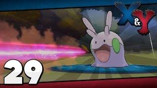 Pokémon X And Y Episode 29 Route 14: Laverre Nature