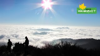 [Amazing Himalayan Range view from Phokteydara Top] Video