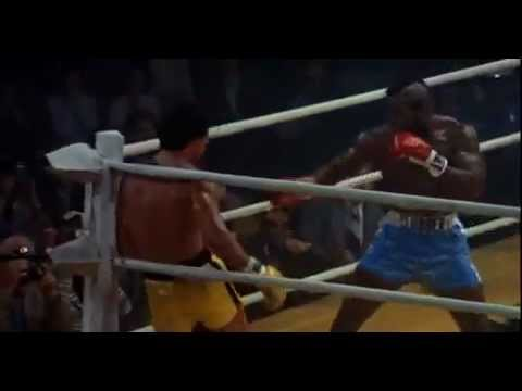 Rocky III - Rocky Balboa Vs Clubber Lang 1st Fight - YouTube
