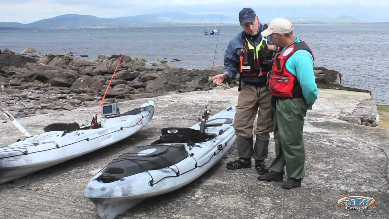 Rtm kayak fishing youtube for Youtube kayak fishing