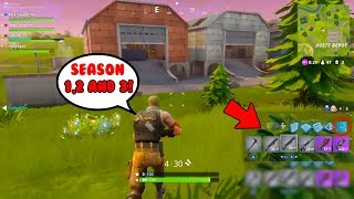 Fortnite 407 days ago... (Season 1-3)