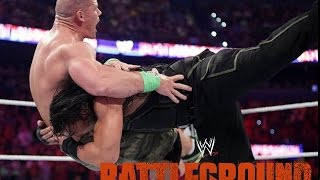 "WWE Battleground 2014 PPV Review: ""One Big Preview For Summerslam. Nothing More."""