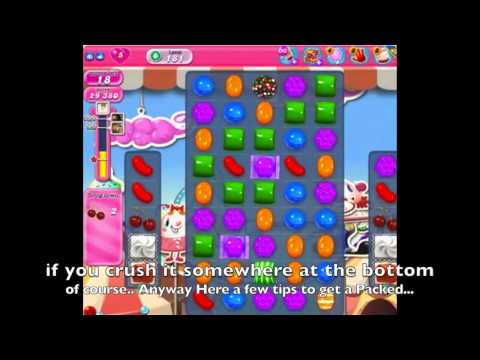 Candy Crush Saga - HOW TO DO Level 181