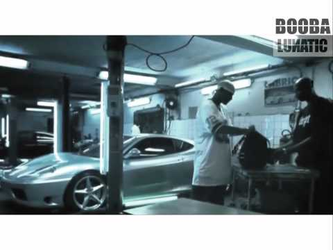 BOOBA Feat. AKON - LUNATIC 2010 CLIP MixVid by FreeHipHop