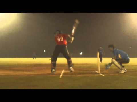 Cricmania, the institute Cricket League's Videos 5