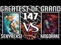 Smite Greatest of GrandMasters 147 He Bo vs Ullr