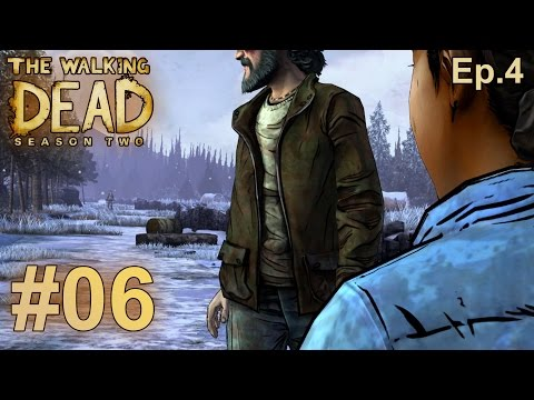 The Walking Dead Season 2: Episode 4 Walkthrough Part 6 - Karma