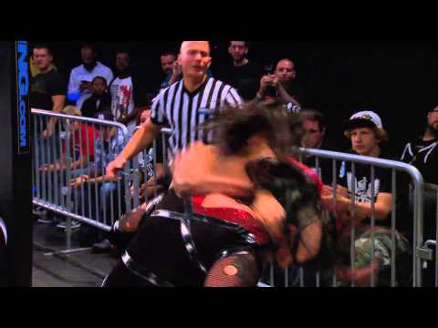 What happens when Gail Kim Heads to the Ring to defend her Title? (Oct. 10, 2014)