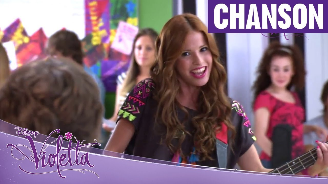 Violetta saison 2 algo suena en mi pisode 43 exclusivit disney channel youtube - Musique de violetta gratuit ...