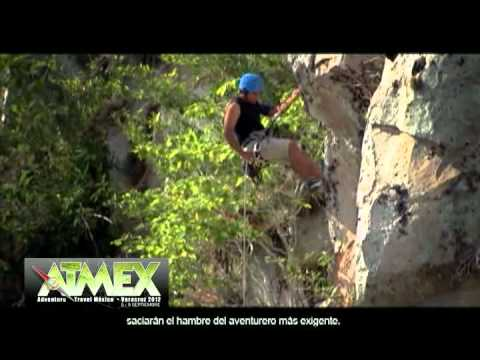 Adventure Travel Veracruz ATMEX 2012 (Narrado)