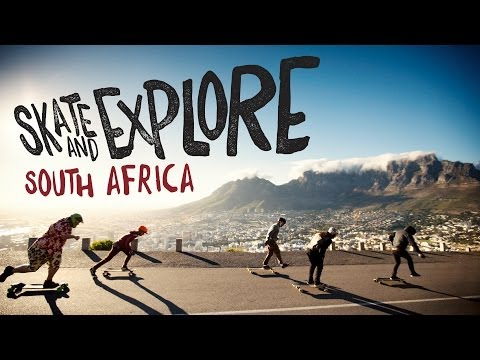 Skate & Explore South Africa 1