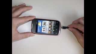 Método De Liberación Por Cable Para Modelos Huawei