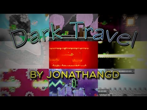 [CUT] MY NEW MASTERPIECE!! (208K OBJS!) | Dark Travel by JonathanGD (READ DESC!)