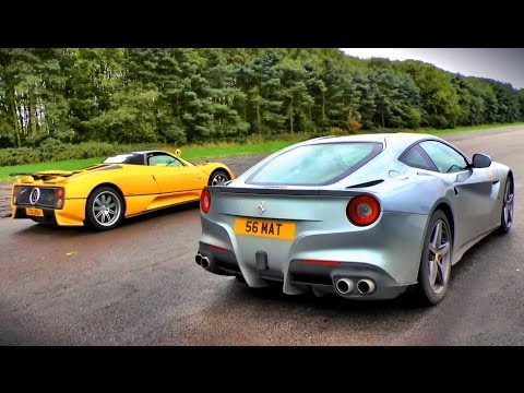 BEST-OF Supercar Sounds - 2013