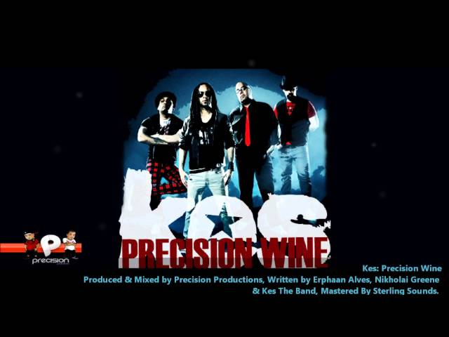 KES : PRECISION WINE [2012 Trinidad Soca][Produced By Precision Productions]