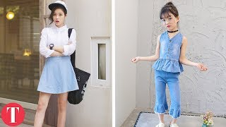 10 Popular Fashion Trends You Didn't Know Come From Korea