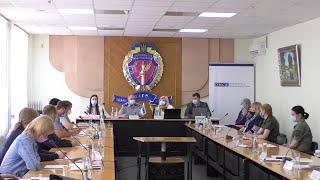 В університеті пройшов тренінг ОБСЄ «Психологічний супровід в екстремальних ситуаціях»
