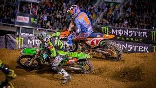 450SX Highlights: Salt Lake City - Monster Energy Supercross