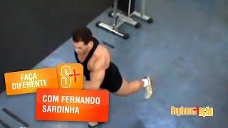 Faça Diferente com Fernando Sardinha: Passada Frontal