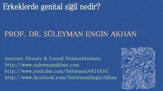 Erkeklerde genital siğil nedir?