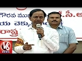 KCR on Mission Bhagiratha, electricity..