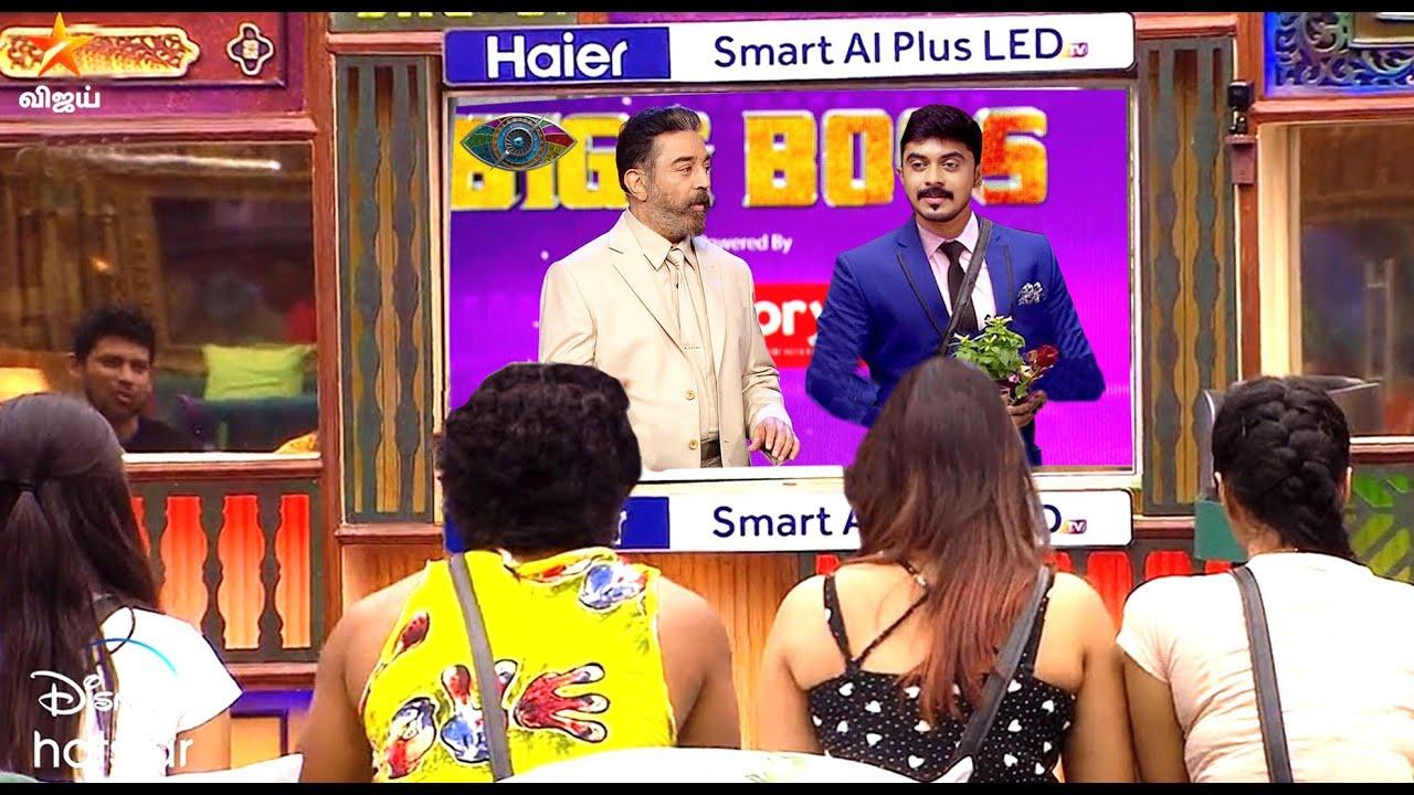 Biggboss Tamil 4 | Day 48 | 21th November 2020 Promo 1 Review | Azeem Entry |