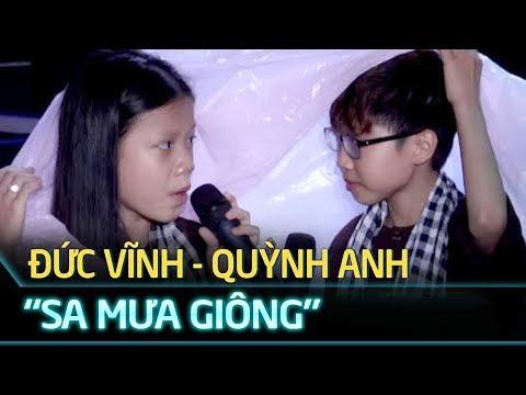 'Cậu bé Thị Mầu' Đức Vĩnh lấy nước mắt khán giả với ca khúc 'Sa mưa giông'