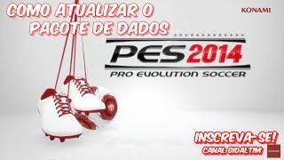 Pro Evolution Soccer 2014 Como Atualizar O Pacote De