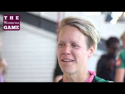 Post Match: Lori Linsdey - Canberra United