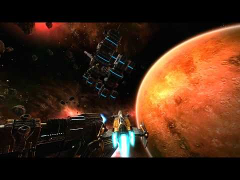 Официальный трейлер Galaxy on Fire 2 Full HD