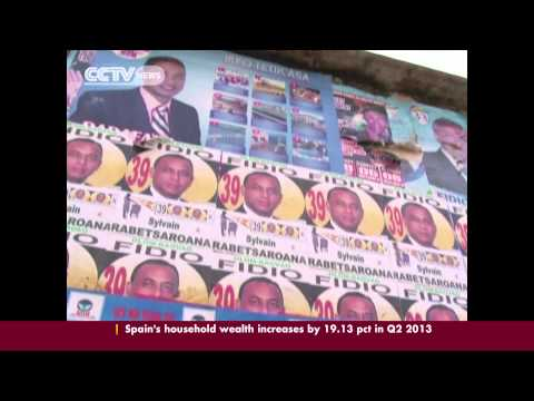 Campaigning ramps up ahead of Madagascar's presidential election