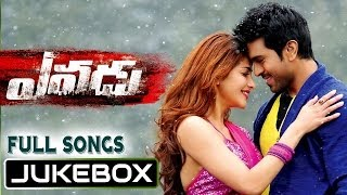 Yevadu Full songs | Jukebox | Ram Charan Teja, Allu Arjun, Shruthi ,Amy
