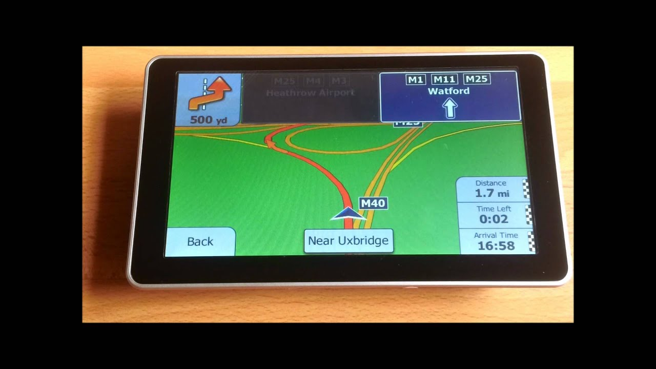 gps 7inch 128mb ram on win ce 6 0 working with tomtom. Black Bedroom Furniture Sets. Home Design Ideas