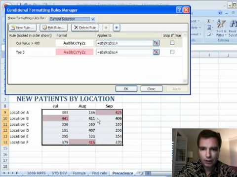 Excel Video 60 Stop If True