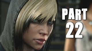 Dead Rising 3 Gameplay Walkthrough Part 22 - Kidnapped (XBOX ONE)