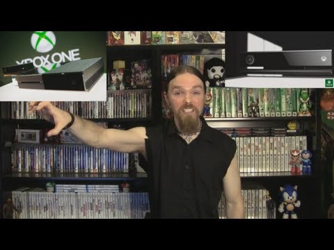 XBOX ONE Press Conference Rant (Tear This Motherf*cker A New One Edition)