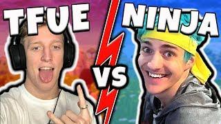 Tfue Vs Ninja Final Games ($20,000 Keemstar Tournament)