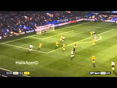 Wilfried Zaha Great Skills & Tricks 2013   2014 HD
