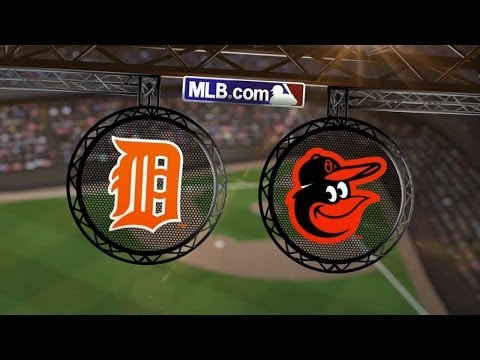 5/14/14: Davis' homer lifts Tigers over Orioles