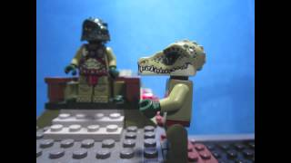 LEGO Legends Of Chima Episode 28