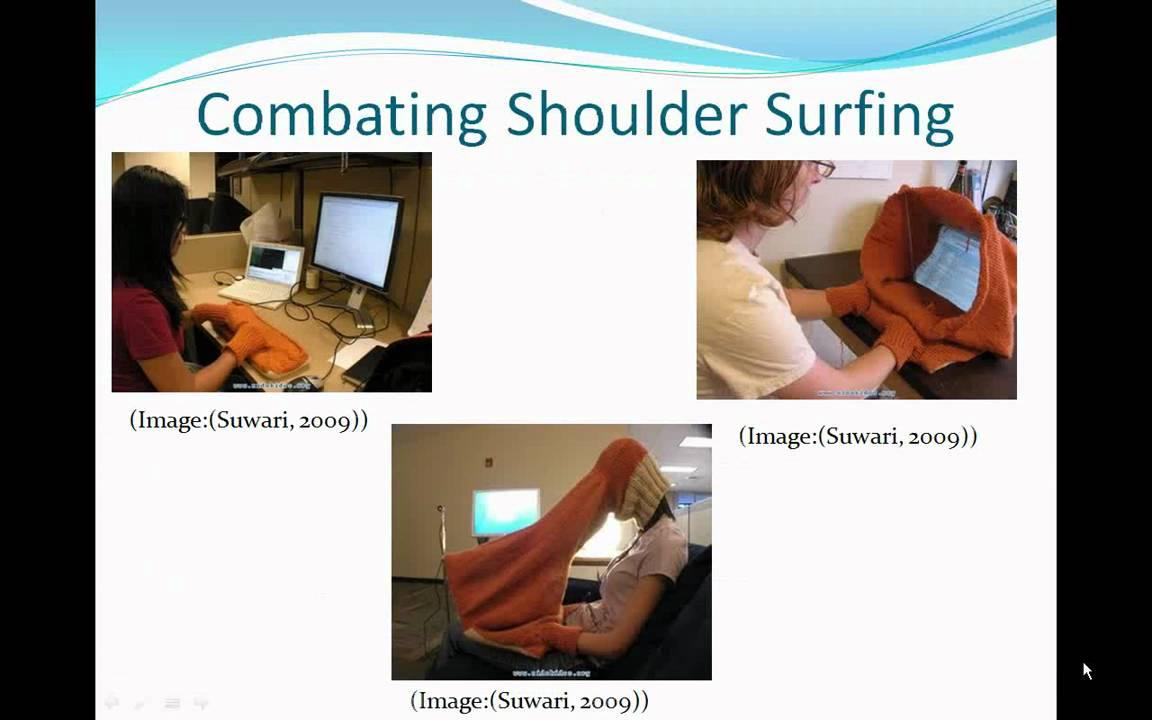 Shoulder Surfin...