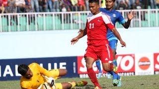 FULL MATCH: India Vs Nepal SAFF Championship 2013